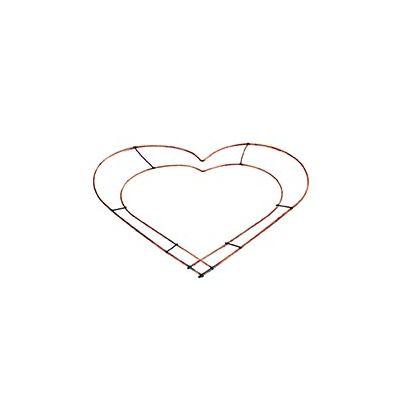 FLAT HEART FRAME