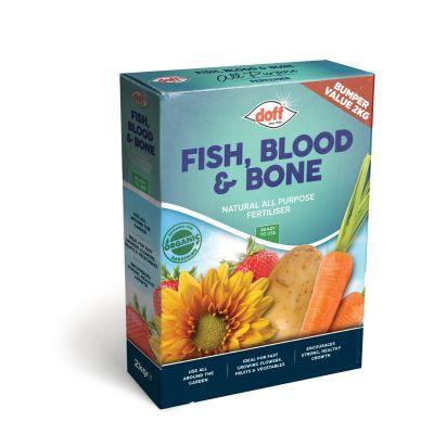 DOFF FISH, BLOOD & BONE