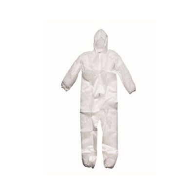 PE DISPOSABLE COVERALL