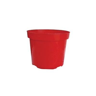 RED CONTAINER POT