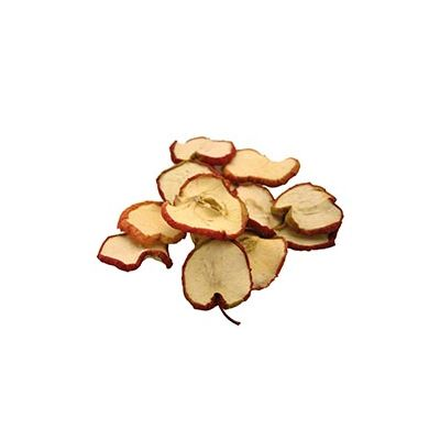 DRIED RED APPLE SLICES
