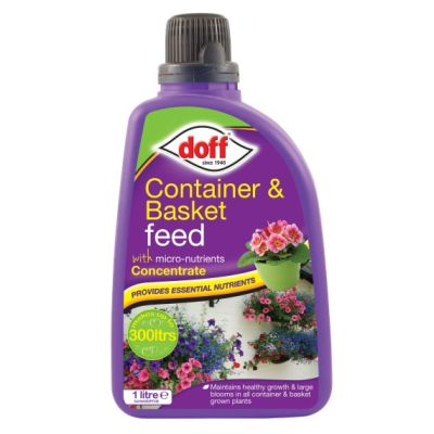 DOFF CONTAINER & BASKET FEED