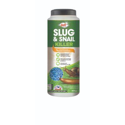 DOFF SLUG & SNAIL KILLER PELLETS-400g-ORGANIC