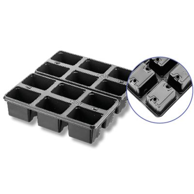 NORMSET 5000 SYSTEM 280 x 250 x 57mm 2 x 6 Pack
