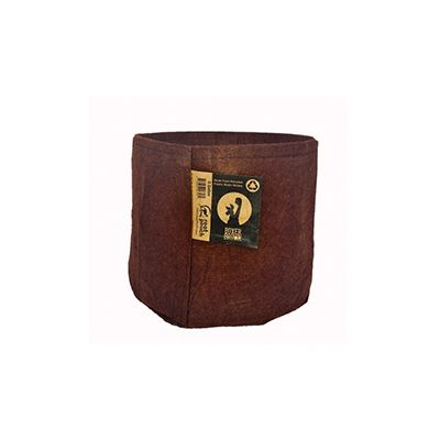 ROOT POUCH BROWN NON-DEGRADABLE CONTAINER