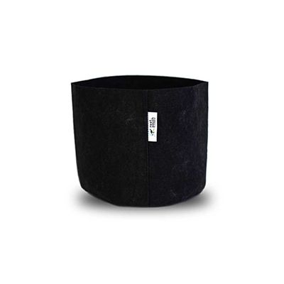 ROOT POUCH BLACK NATURAL FIBRE CONTAINER