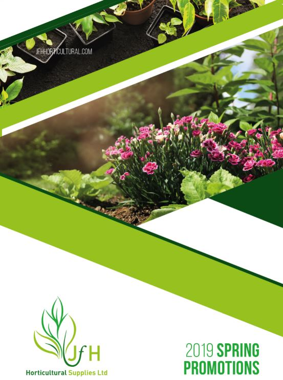 JFH Horticultural have everything to help you grow this spring season