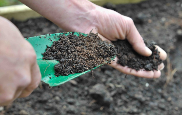 Professional compost made for your customers' needs