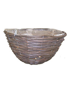 Everything you need to know about wicker plant baskets | JFH Horticultural Supplies