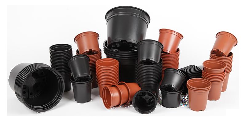 Aeroplas Thermoformed Pots